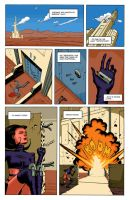 Aeon Flux page 1 by electronicron