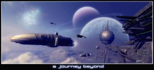 A Journey Beyond by JoeVinton