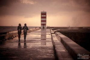By Your Side by fcarmo-photography