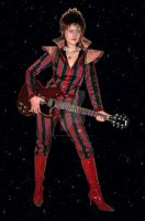 Ziggy Stardust costume by ThreeRingCinema