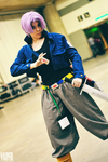 Future Trunks. by XxEmoSasukexX
