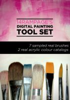 14RAMPAGE'S Digital Paint ToolSet by jbMunson