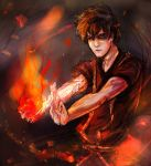 Zuko Sketch by kaifuu