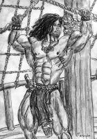 Pirate Conan by Teracles