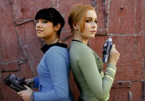 Trek 4 - 4 by chirinstock