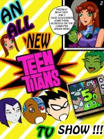 Teen Titans The New Show page 2 by broken-with-roses