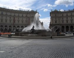 Stock 319 - Fountain by pink-stock