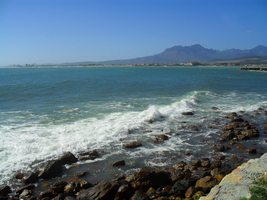 Gordon's Bay stock 2 by Rhabwar-Troll-stock