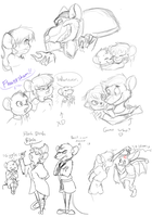 GMD Doodles by Ichi-CooCoo