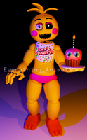 Toy Chica by EverythingAnimations