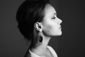 profile BW. by Chervonnaya