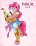 Adventuring is Magic: Pinkie Pie by Ambris