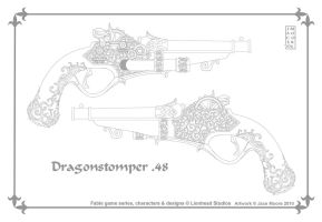 Dragonstomper.48 Pistol guide by jacemoore