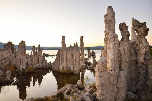 Tufa Family (Color) by BuuckPhotography