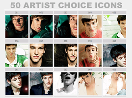 Gaspard Ulliel Icons by Stephnee
