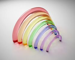 Glass Rainbow by usere35