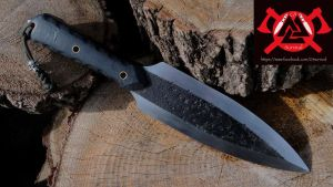 G3survival Throwing Knife with Sheath by G3survival