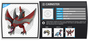 105 :: Carnister by Elaynii