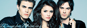 The Vampire Diaries Signature by boabest