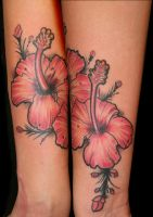 hibiscus by tattooneos