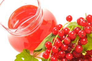 Juice of red currant by jordache