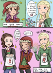 merry xmas susan!!! by Madelihn