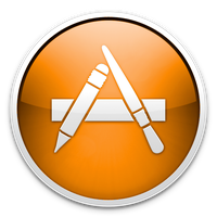 Orange App Store Icon by TheArcSage