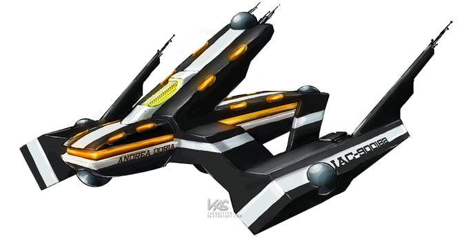 NOVA: Space Yacht by TheQuitter