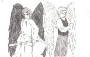 Hetalia Prussia and Germany by SaintsSister47