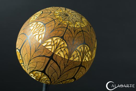 Floor lamp IV Nepenthis by Calabarte by Calabarte