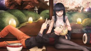 282_Naruhina by giantlady