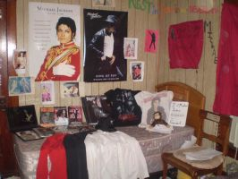 my michael jackson collection by Dark7Priestess7Kikyo