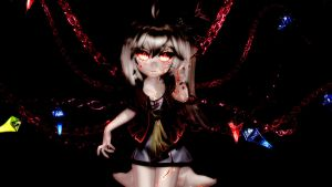 Flandre Scarlet - The Doomed One by Primantis
