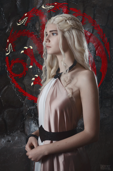 The one from House Targaryen by TrishaLayons