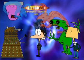 Doctor Who 2005 by Moon-manUnit-42
