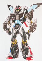 After DOTM... BFTE PROWL by kishiaku