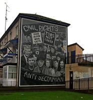 The Civil Rights Mural - The Beginning by Quadraro