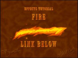 + Cel-style Fire+ by Bhansith