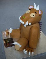 The Gruffalo! by elainewhy