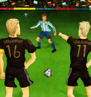 Argentina vs. Germany - APH by NovaIxioXerces