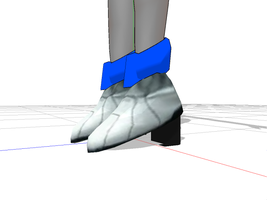 MMD W.I.P - Not just a pile of space-goop by Zeltrax987
