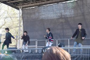 2016 Japanese Fest On the Boston Common,Beat Rap 3 by Miss-Tbones