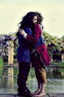 I've never been so wrong - Thorin + Bilbo Cosplay by Hikarulein