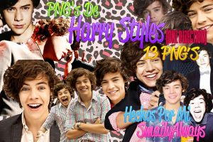 Png's de Harry Styles by SmailyAlways