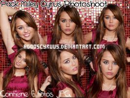 Pack Photoshoot Miley Cyrus #1 by AgoosCyruus