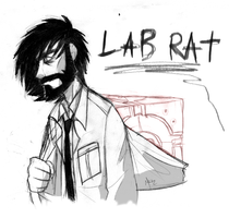 The Lab Rat. . . by Inverted-Mind-Inc