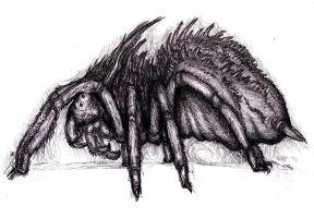 Middle-Earth - Giant Spider, Ungoliant Brood by KingOvRats
