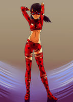 Oh Ladybug by ShooterSP