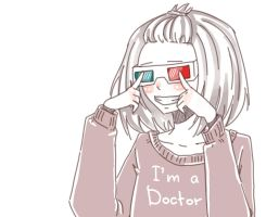 Doctor Who by hino-panda