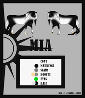 Mia - Reference Sheet by Crystal-Cinders